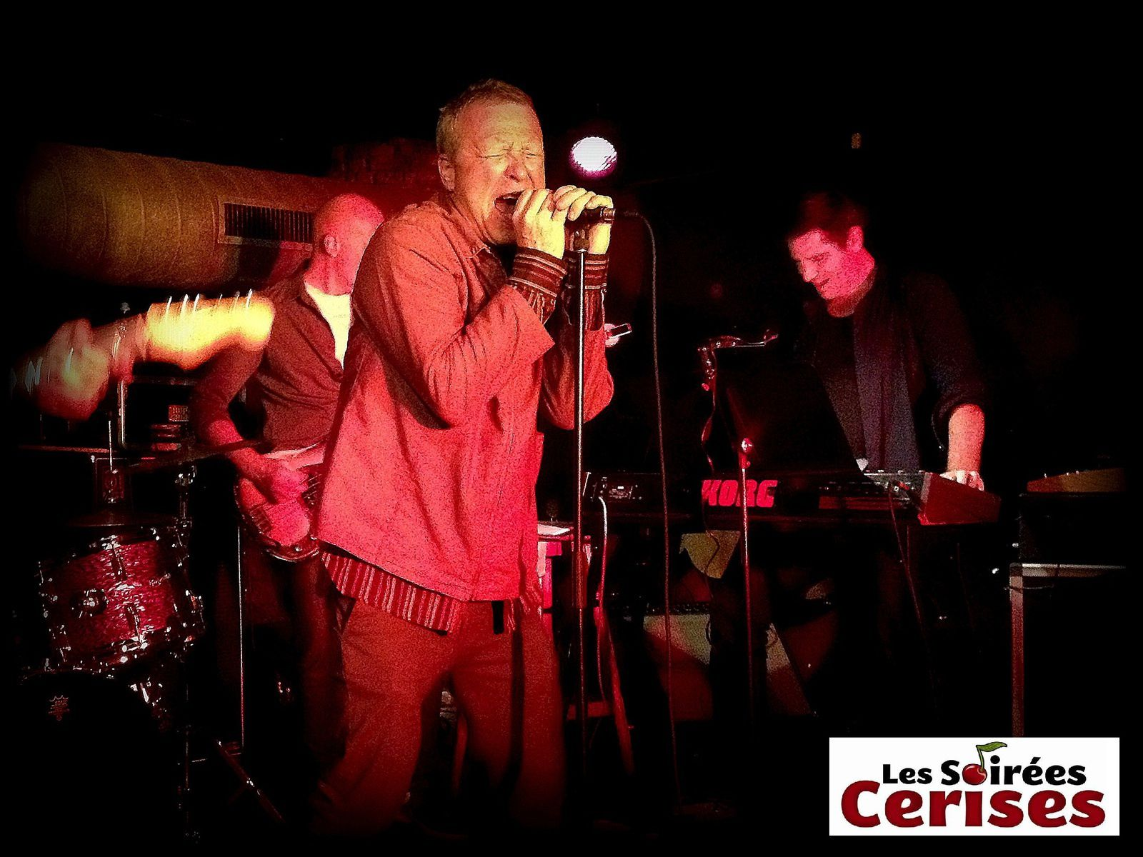 ▶ A New Dark Age (THE SOUND tribute band) @ Rock Classic - 28/05/2016