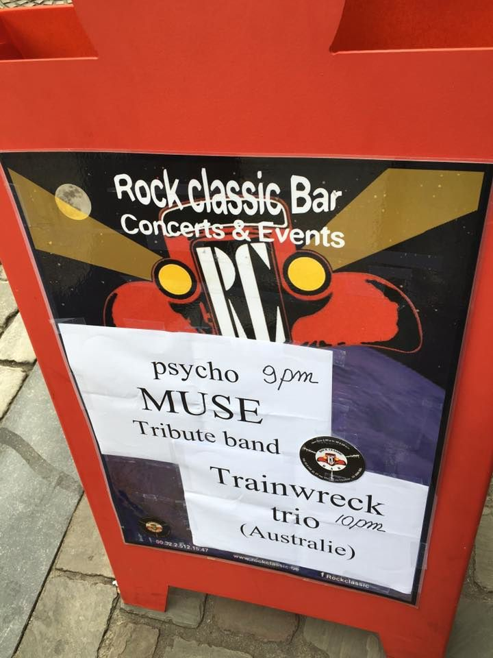 ▶ Psycho (MUSE tribute band) @ Rock Classic - 10/06/2016