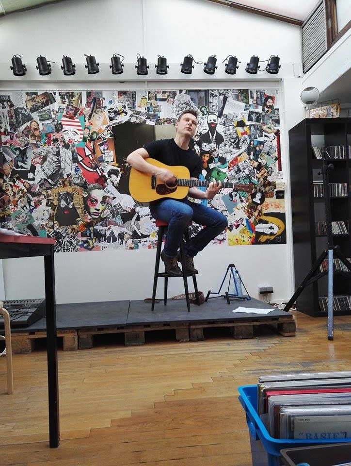 ▶ RuVen @ Taille 33 record store - 02/07/2016