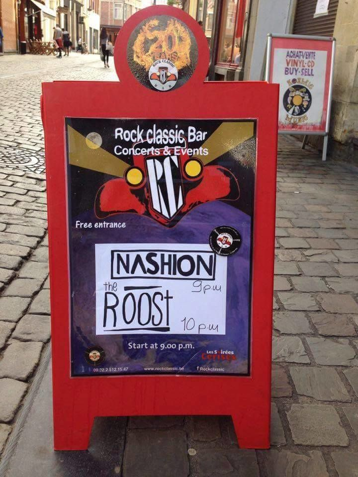 ▶ The Roost @ Rock Classic - 08/07/2016