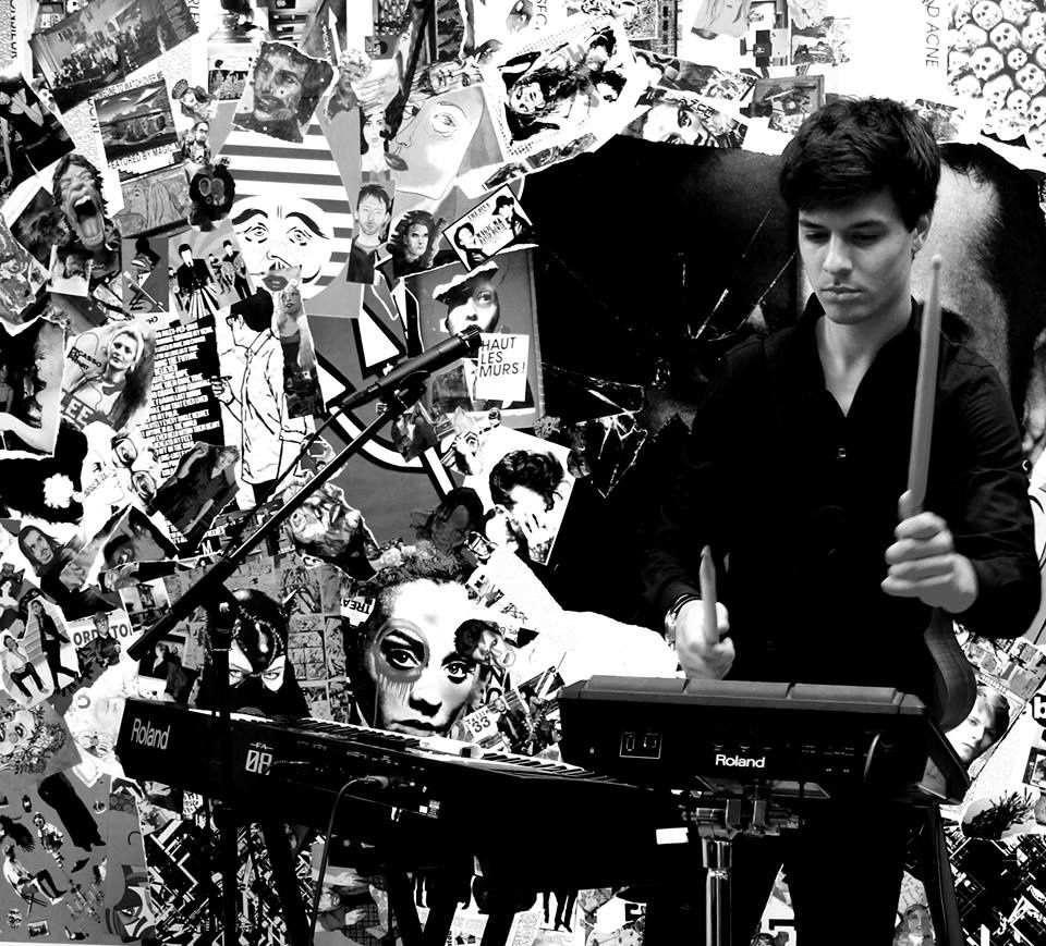 ▶ Stefan Gillis @ Taille 33 record store - 09/07/2016