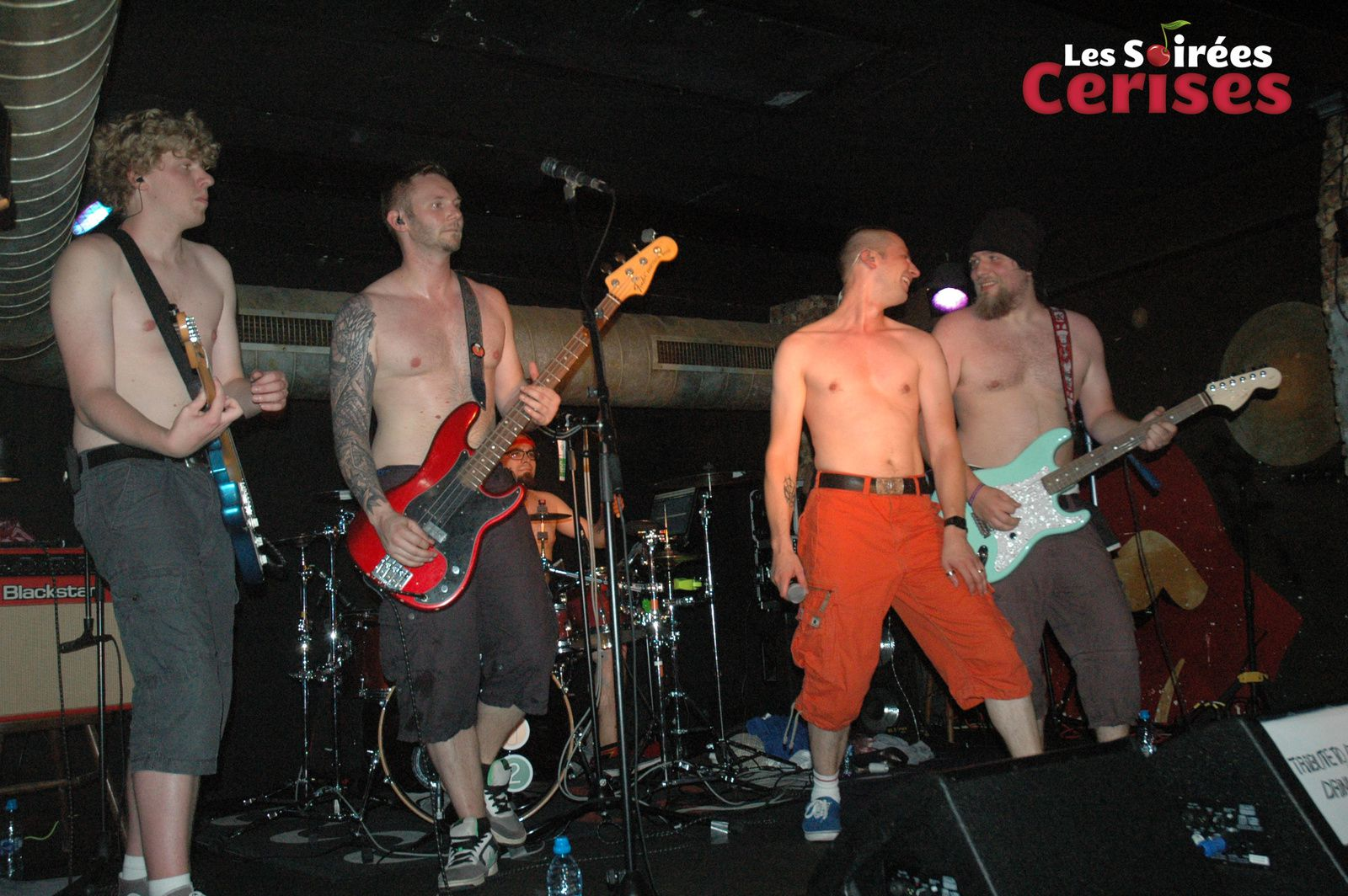 ▶ Drink 1beer2 (Blink 182 tribute band) @ Rock Classic - 10/09/2016