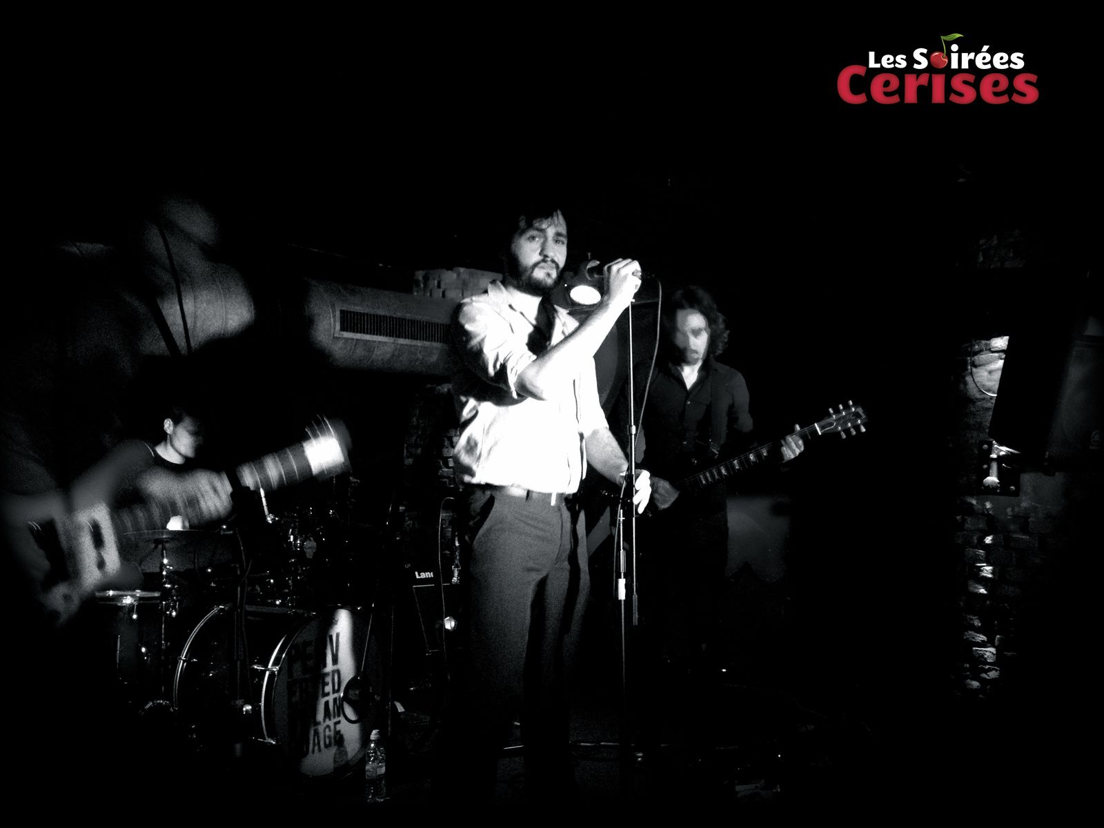 ▶ Ian Kevin (JOY DIVISION tribute band) @ Rock Classic - 05/11/2016