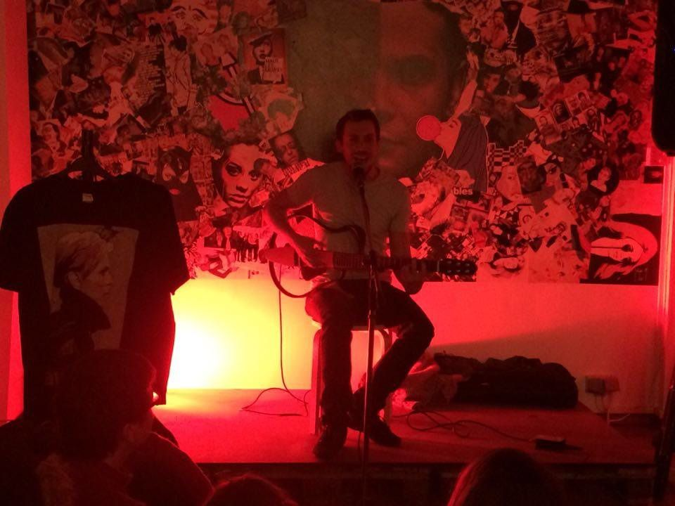 ▶ Harold Vance @ Taille 33 record store - 12/11/2016