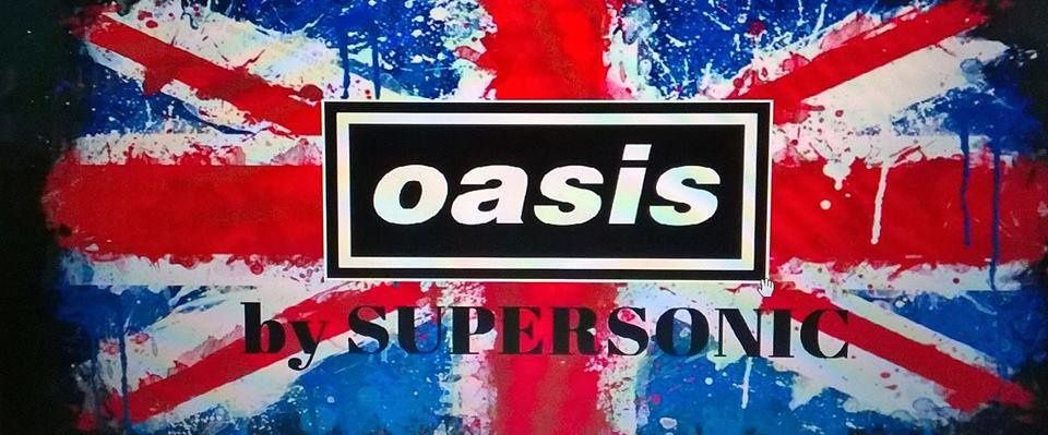 ▶ Supersonic (OASIS tribute band) @ Rock Classic - 16/12/2016 - 21h00 - Entrée gratuite !