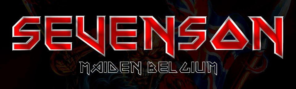 ▶ Sevenson (IRON MAIDEN tribute band) @ Rock Classic - 26/05/2017 - 21h00 - Entrée gratuite !
