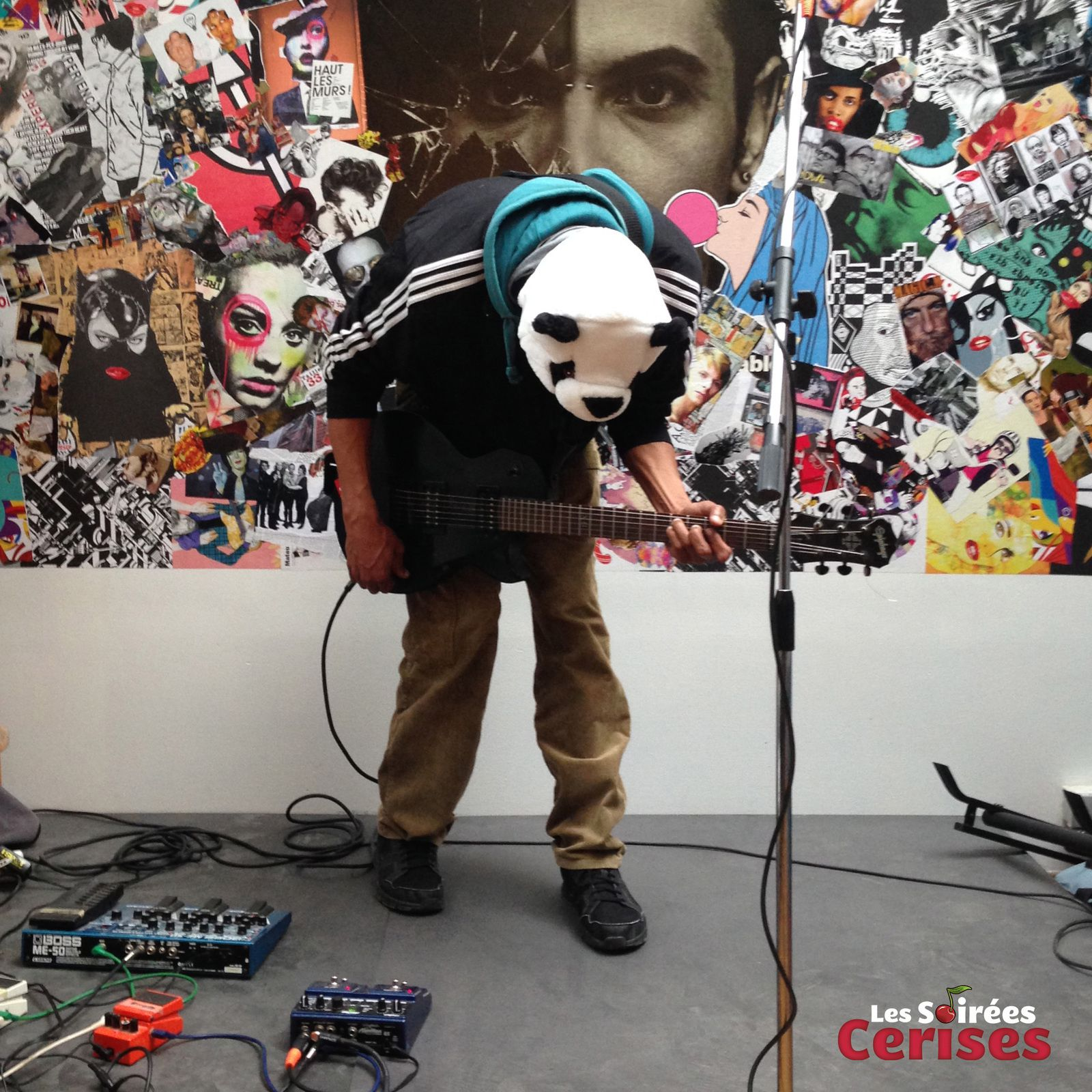 ▶ AlonE @ Taille33 record store - 06/05/2017