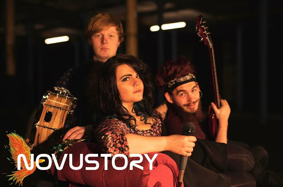▶ Novustory (UK) + New age of a french stone @ Rock Classic - 04/08/2017 - 21h00 - Entrée gratuite !