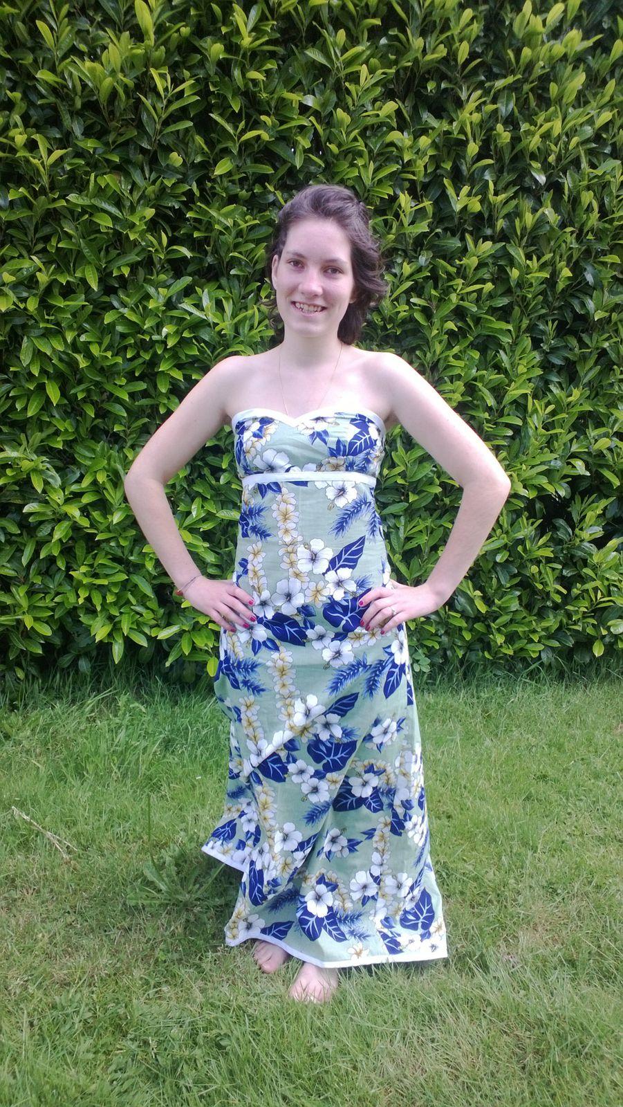 voici les robes modèle Mareva de la taille 36/38 à 40/42. tarif: 85€