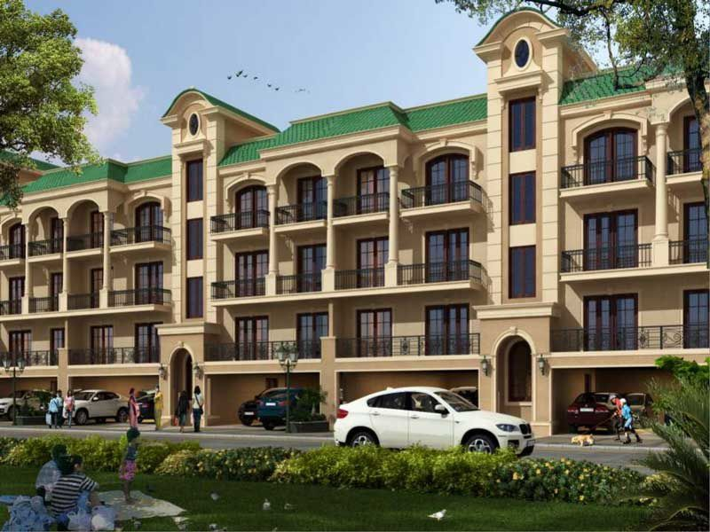 OMAXE Launch new Project Celestia Grand at Mullanpur New Chandigarh. Omaxe Celestia Grand Chandigarh its a best Investment Oppourtunity in reasonable price 3 bhk floors Approx 1415 Sqft.