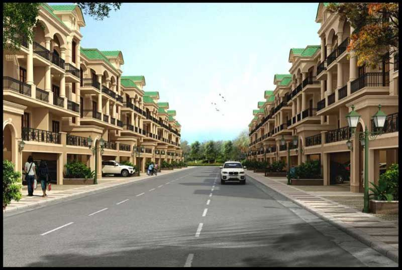 Celestia Grand Mullanpur New Chandigarh presents 3 Bhk floors, plots area Approx 200 sq.yd. and total saleable area 1415 sq.ft. with lift facilities.