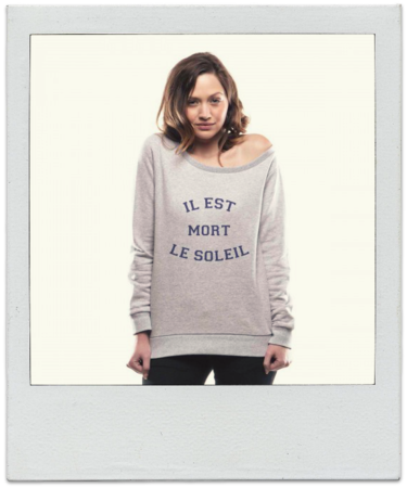 Sweat French Disorder, découvert chez Deedee