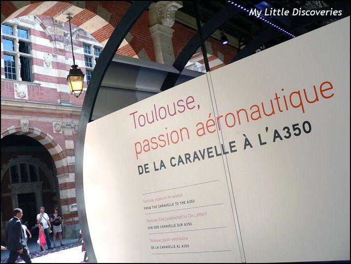 Pour profiter de l'été à Toulouse!