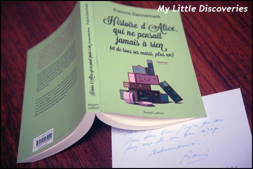 &quot&#x3B;Histoire d'Alice, qui ne pensait jamais à rien (et de tous ses maris, plus un)&quot&#x3B;, de Francis Dannemark