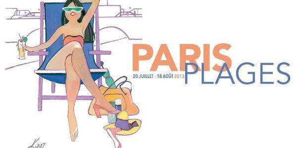 Paris au mois d'août - La petite découverte de Marinette