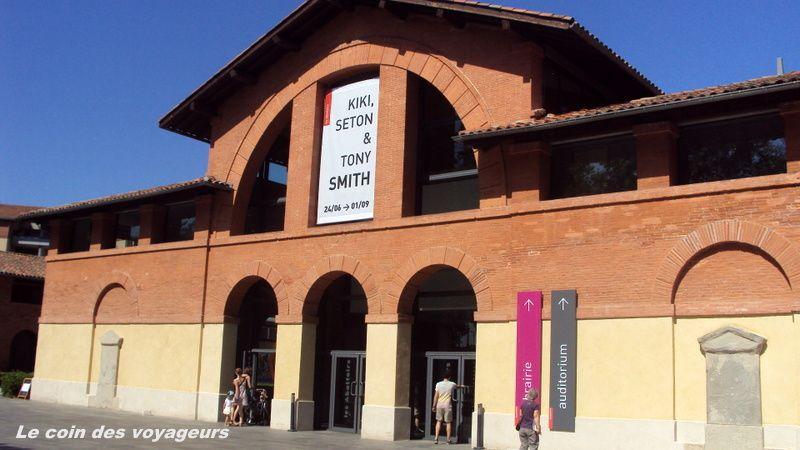 L'Art moderne aux Abattoirs (Toulouse) - La petite découverte de Sylvie