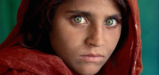 Photo Steve McCurry