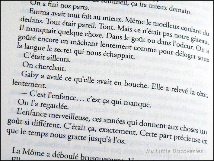 """""""Une part de ciel"""", de Claudie Gallay"""