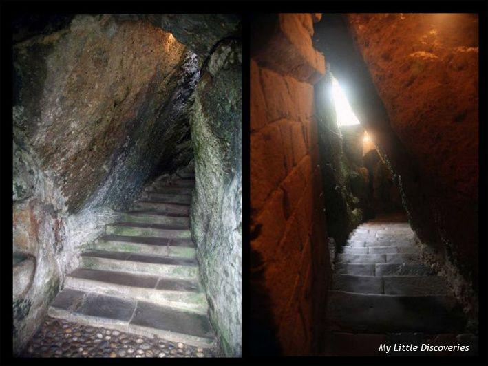 Ariège #4: les Forges de Pyrène et l'église rupestre de Vals