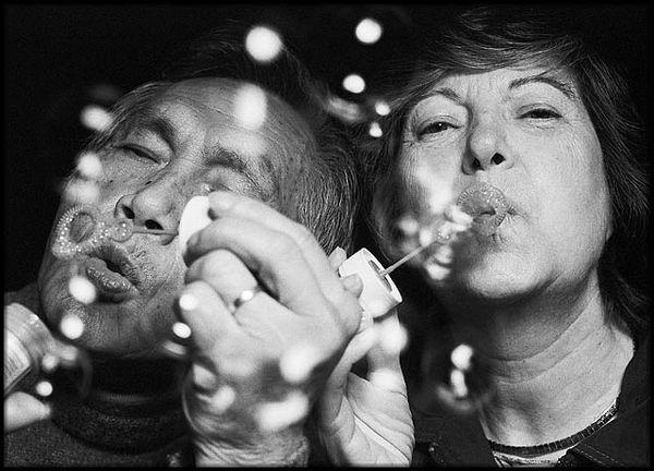 """Claudine & Bernard"", photo d'Olivier Minh"