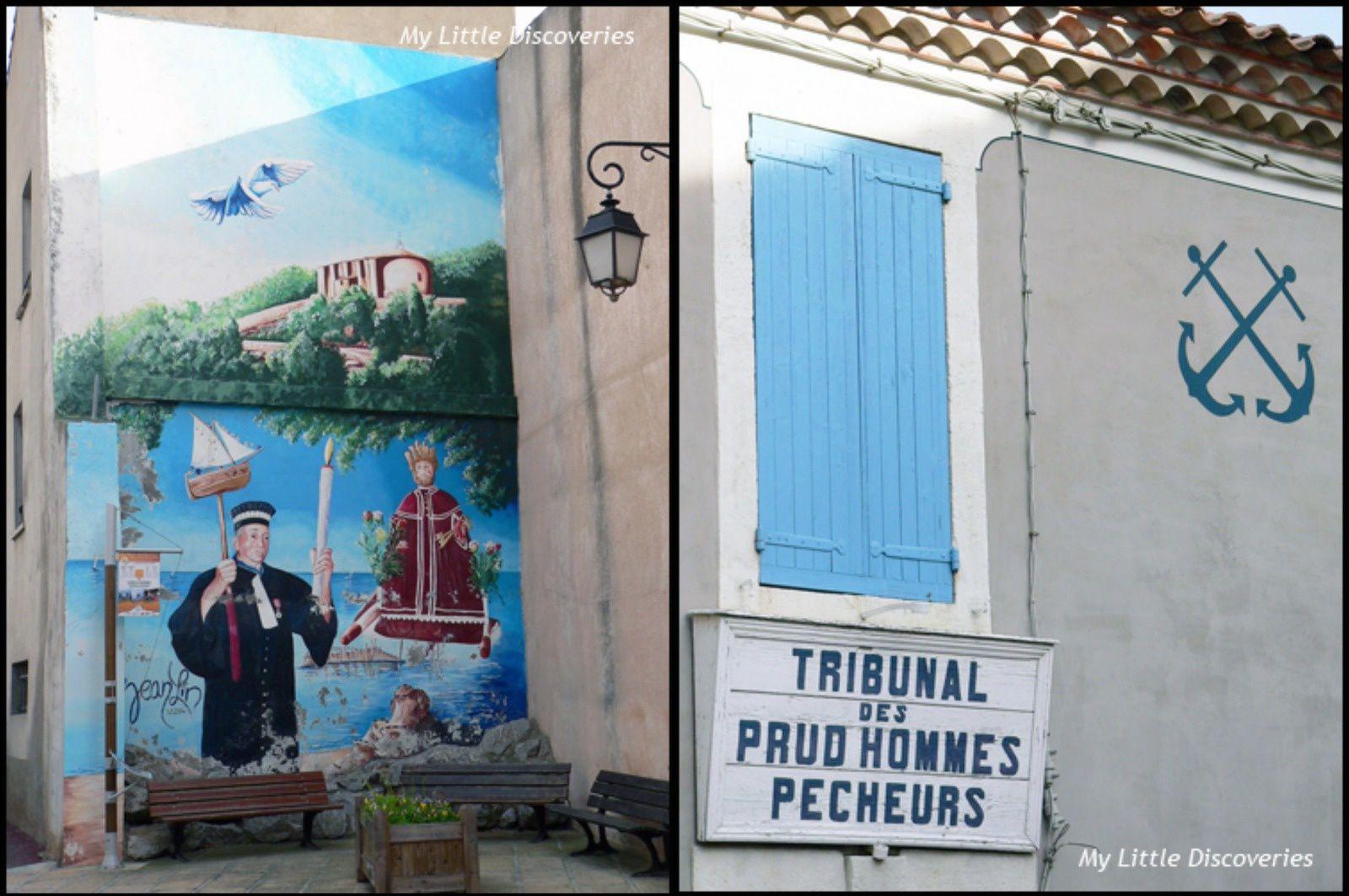 Gruissan #1: le vieux village et la tour Barberousse