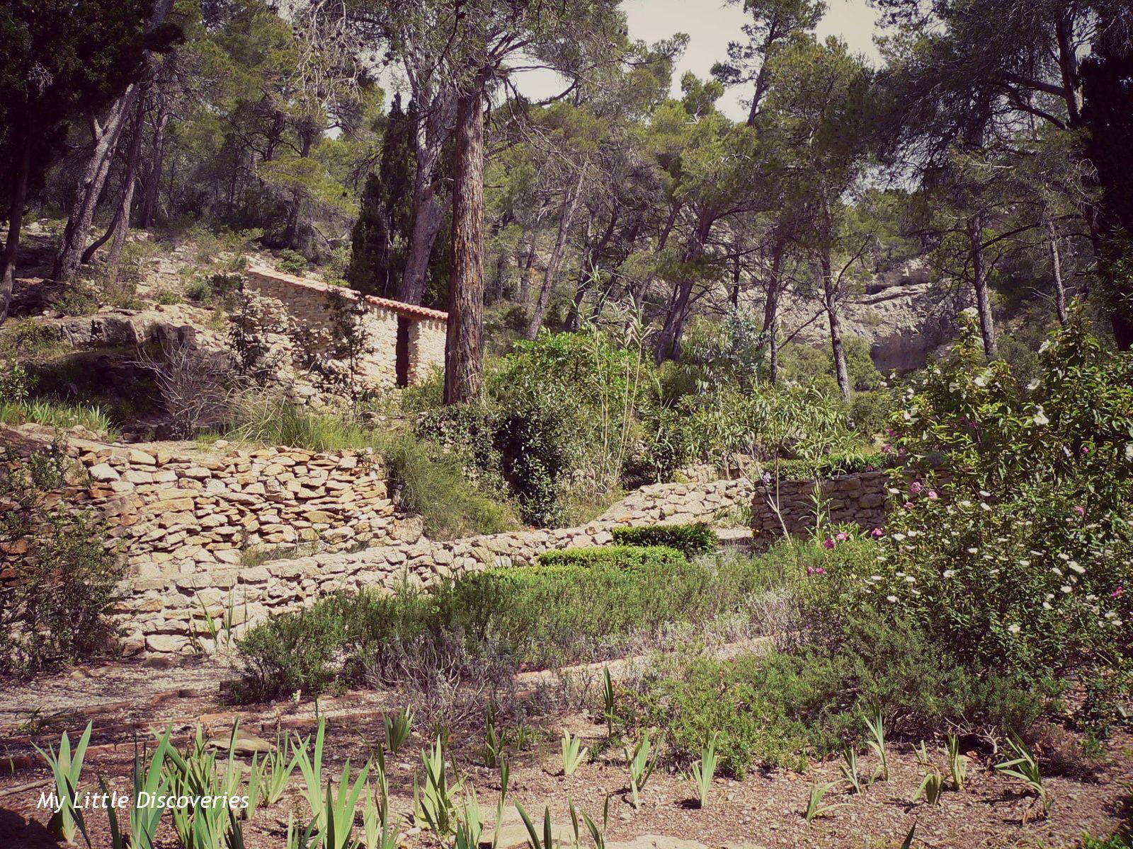 Gruissan #2: le cimetière marin et la Chapelle des Auzils