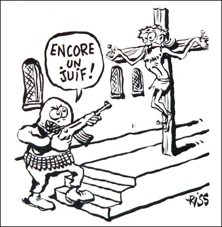 Le dessin de Charlie Hebdo #10