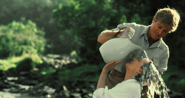 """Robert Redford et Meryl Streep dans """"Out of Africa"""" - Image © Universal Pictures"""