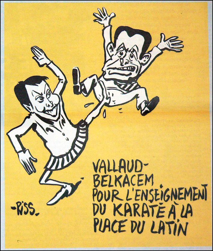 Les dessins de Charlie Hebdo #12