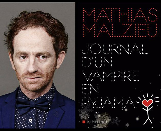 'Journal d'un vampire en pyjama', de Mathias Malzieu