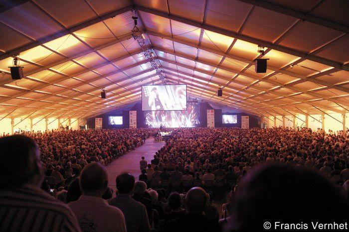 Jamie Cullum à Jazz in Marciac : un moment magique!