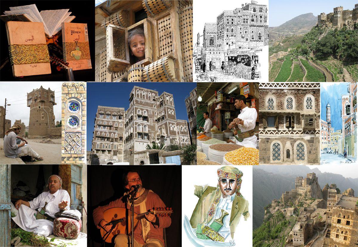 Diaporamoud Yemen à Coarraze (64) Samedi 8 mars 2014