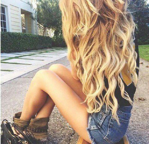S'éclaircir les cheveux ^^