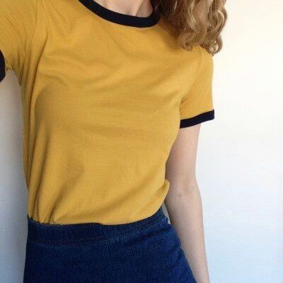 [Tendance] YELLOW !!!