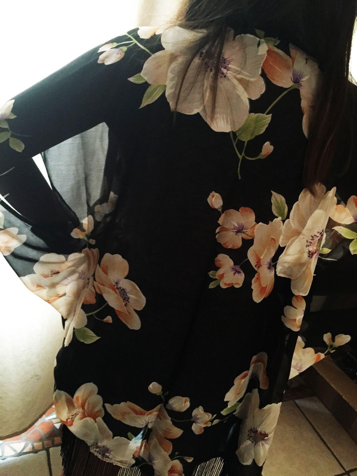 La folie du kimono !