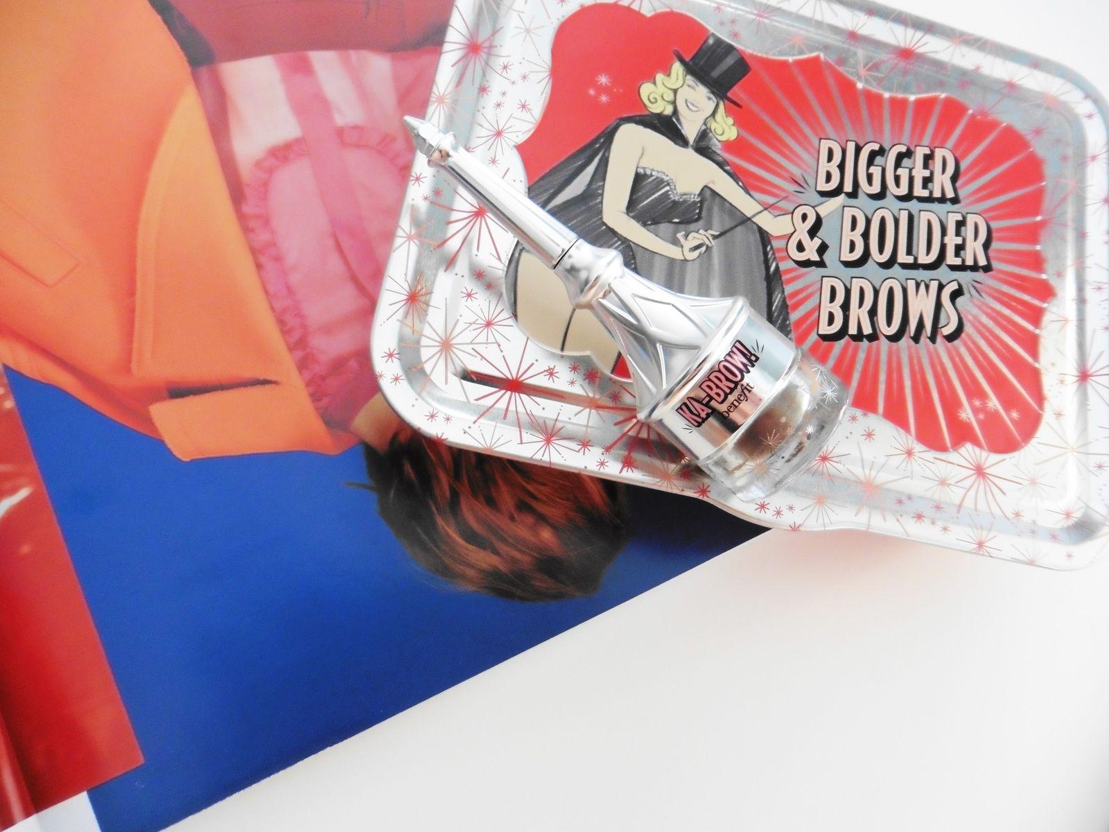Bigger &amp&#x3B; Bolder Brows by Benefit