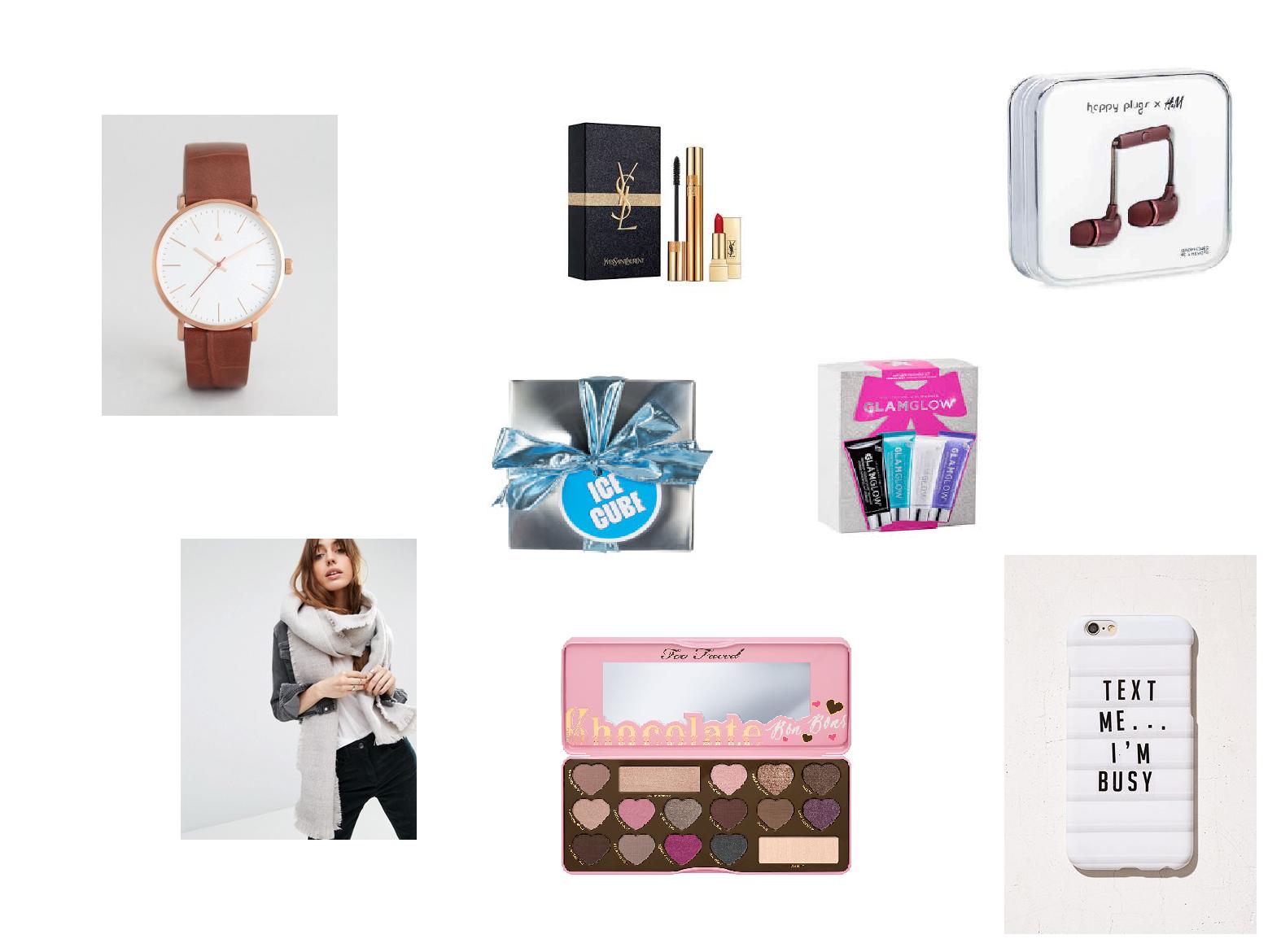 Idées de Cadeaux pour femmes !