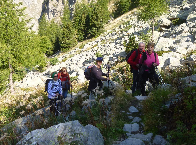 Vallée des Merveilles - Septembre 2015