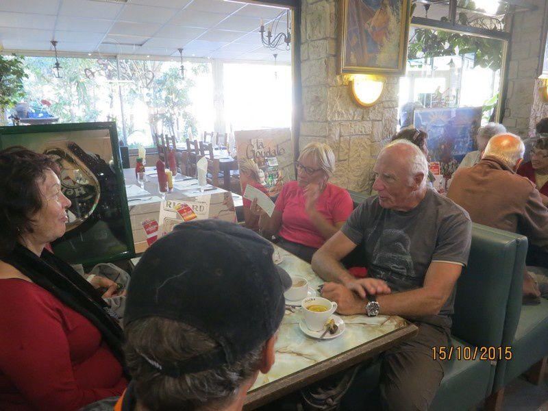 La Gaillarde - circuit petites jambes - 15 octobre 2015