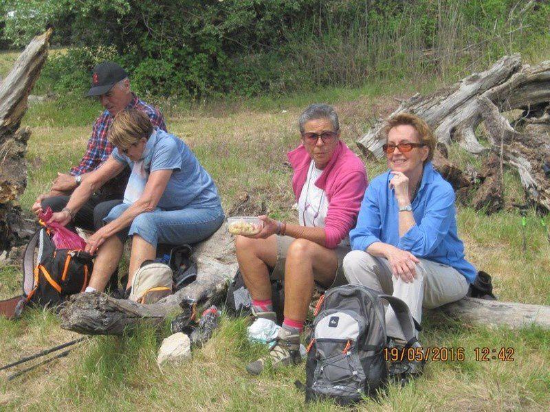 Lac de Carcès - circuit petites jambes - jeudi 12 mai 2016