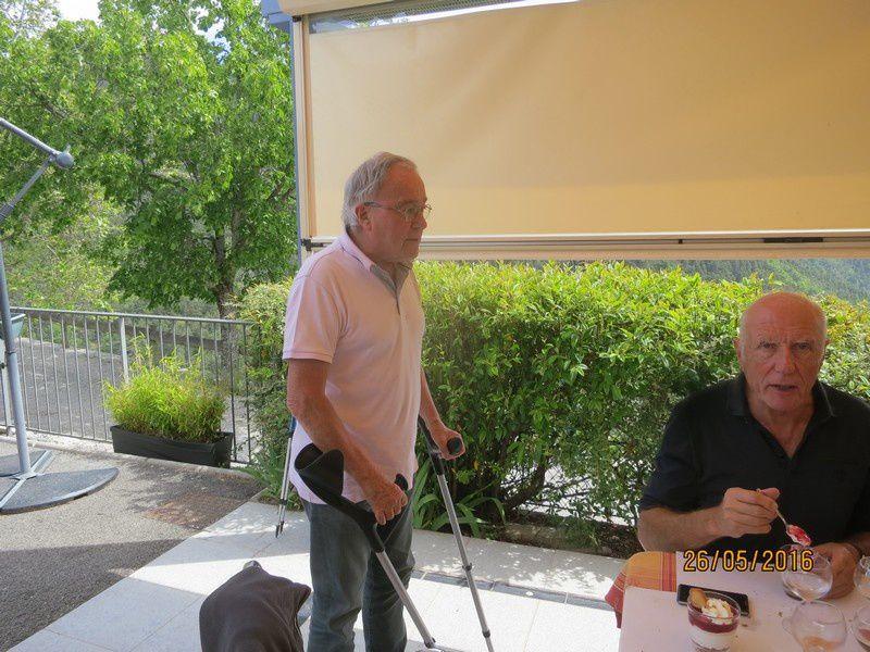 Le tour des Blaches - Thiéry - circuit petites jambes - jeudi 26 mai 2016