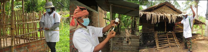 Campagne de désinfection des bâtiments d'élevage