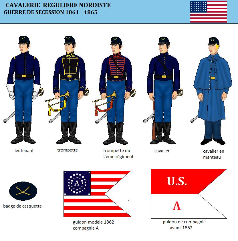 La cavalerie de L'union (1)