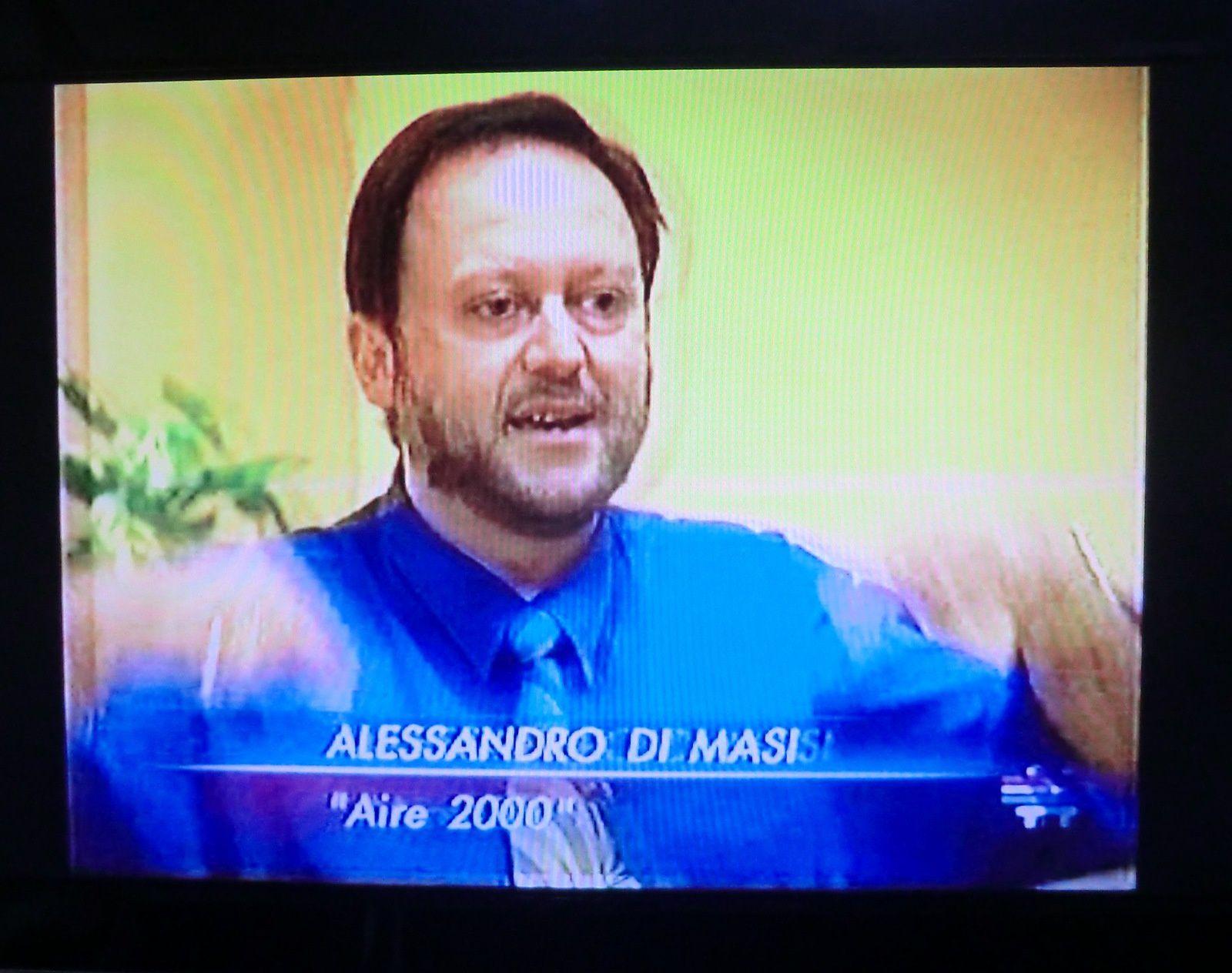 *SANERGIA,Alessandro di Masi y sus multiples engaños ocultos.