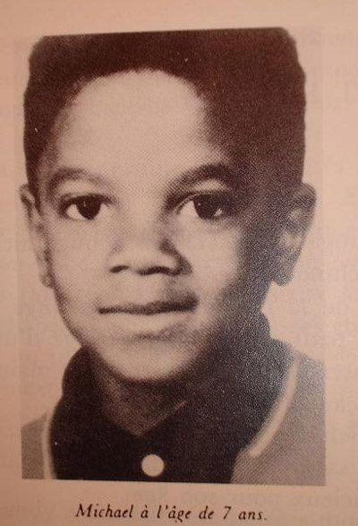 L'enfance de Michael Jackson