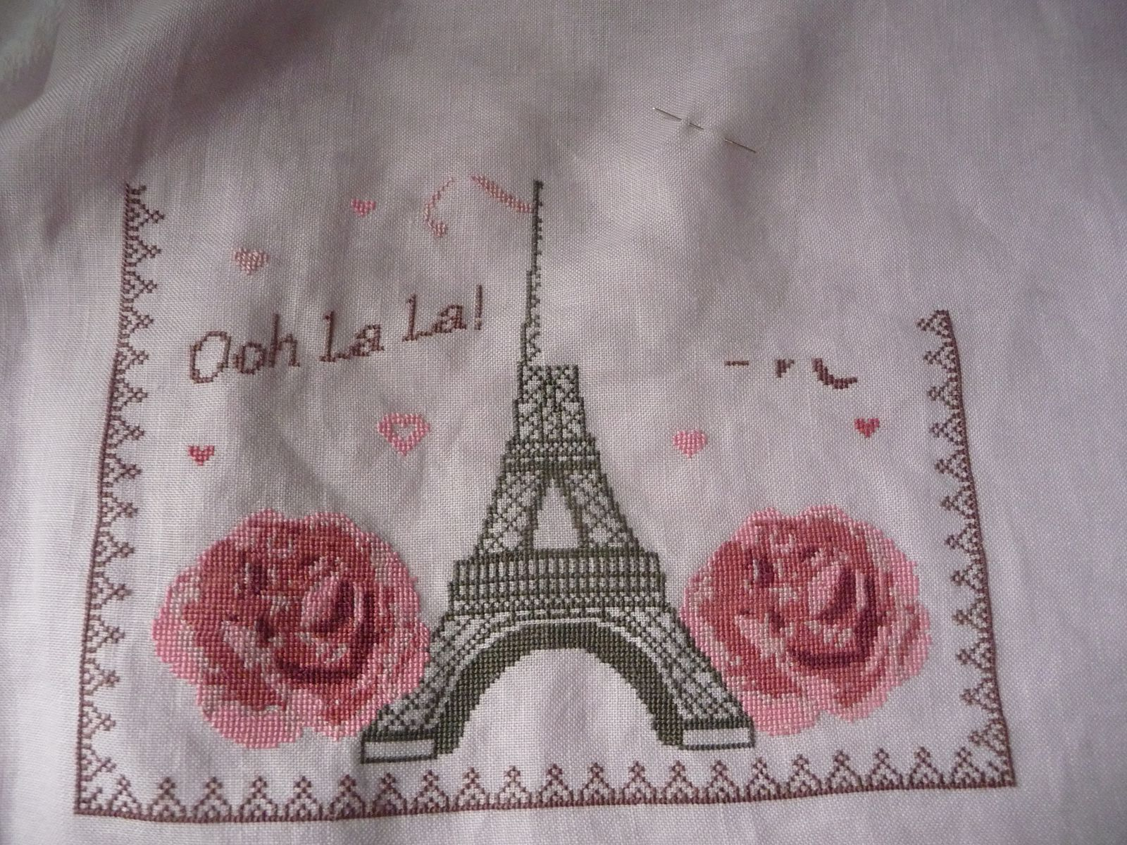 SAL &quot&#x3B;  Love  Paris &quot&#x3B;