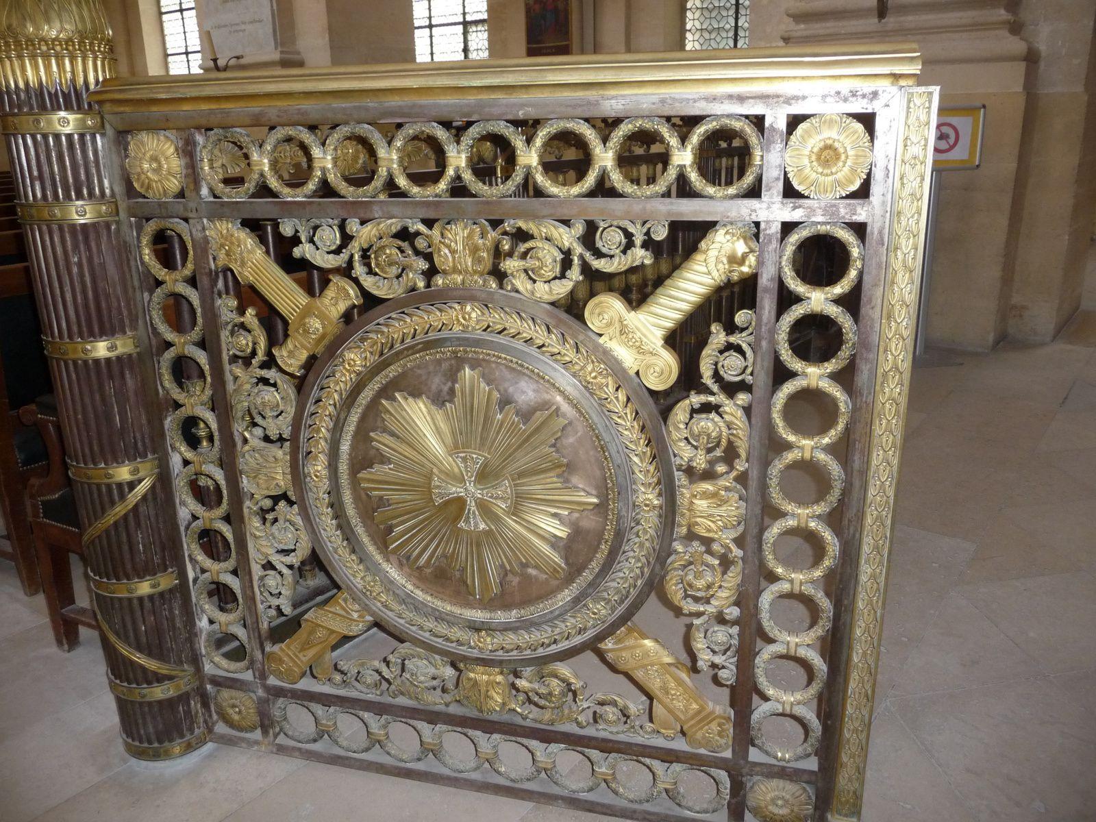 cathédrale  St louis des Invalides