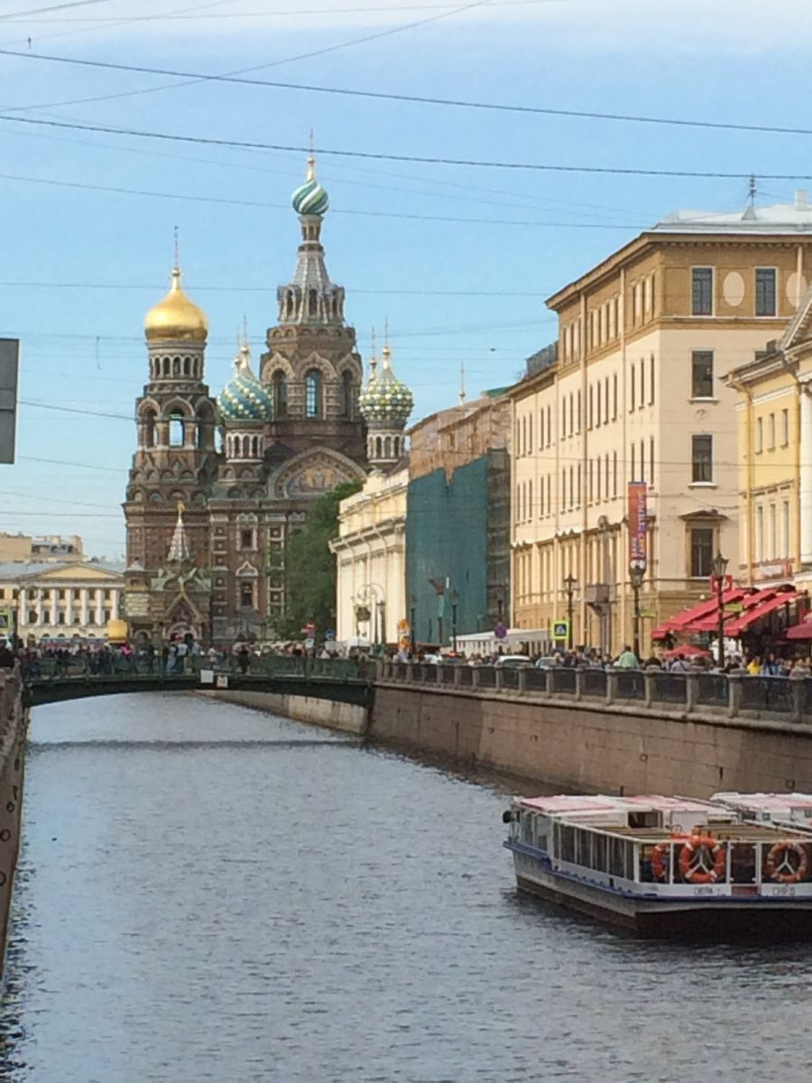 ST- PETERSBOURG