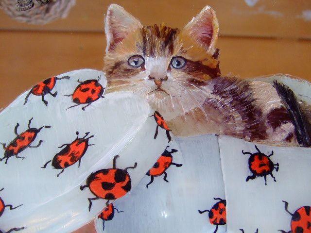 cadeau chaton.