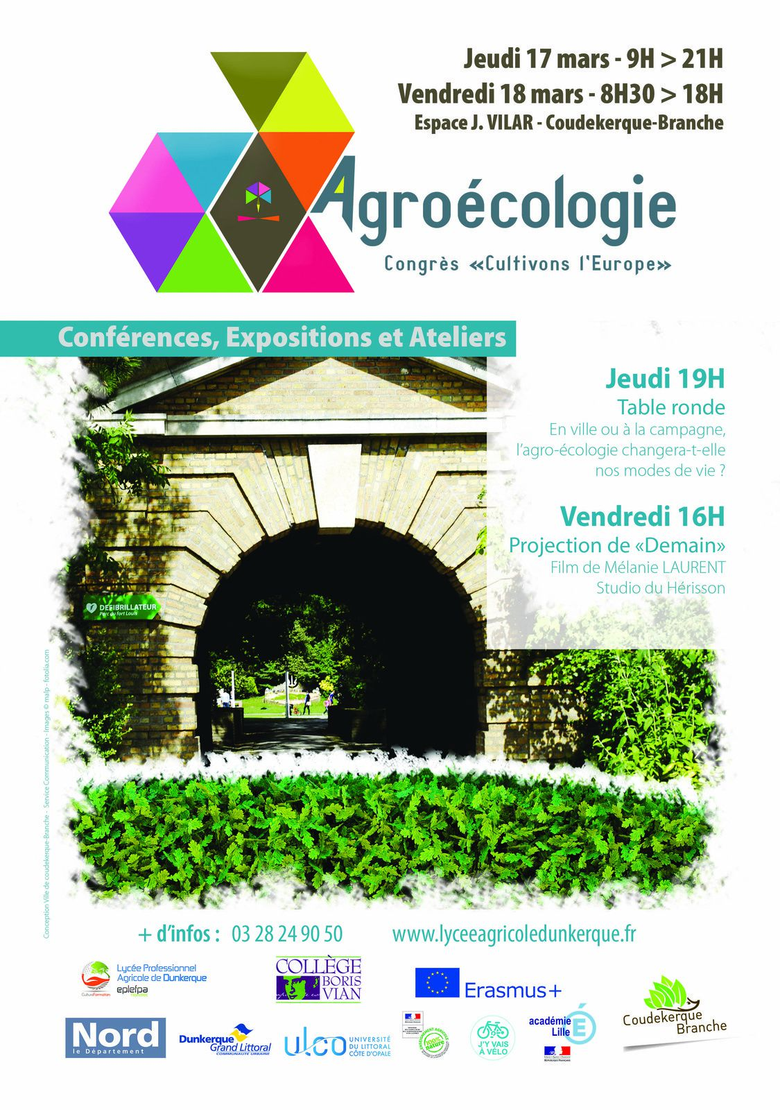 Congrès International Agroécologie